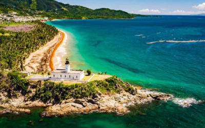 The Lighthouses of Puerto Rico